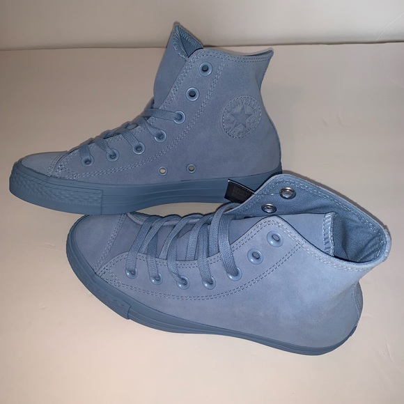 8d9fd009a8df Converse Chuck Taylor All Star Mono Suede High Top